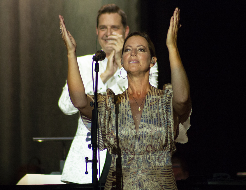 Sarah McLachlan and The New York Pops