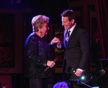Michael Feinstein is Back in Town!