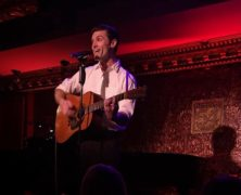 Phil Ochs and Bob Dylan Concert at 54 Below
