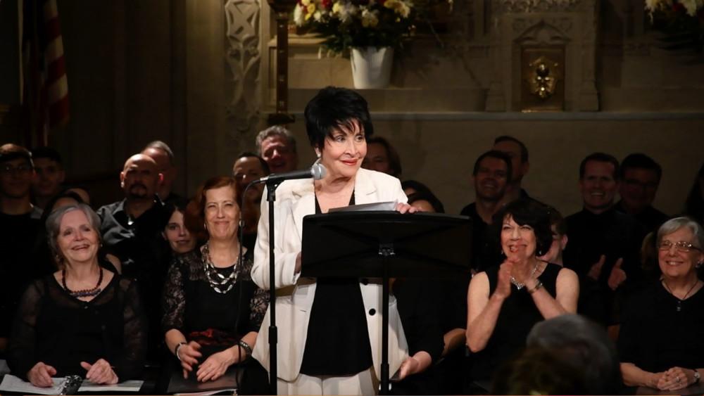 The Actor's Chapel Broadway Blessing 2019