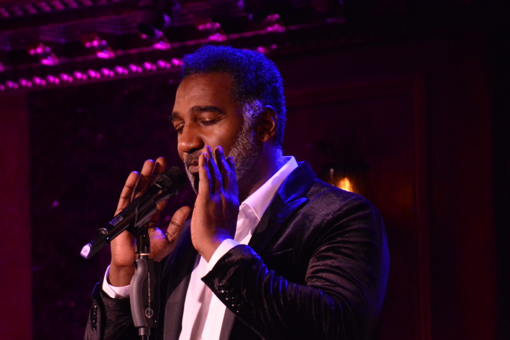 NY Pops Underground Features Norm Lewis at Benefit Evening