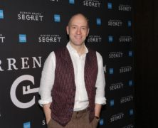 Derren Brown 'Secret' Opens on Broadway