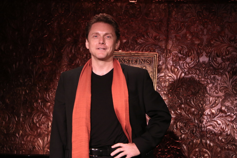 Jason Danieley Returns to 54 Below in A Heart to Heart – Preview