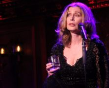 Ann Kittredge Encores Ahrens & Flaherty Tribute at 54 Below