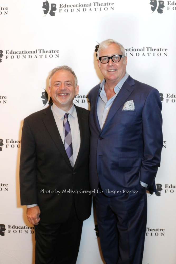 CELEBS WERE OUT FOR THE FIFTH ANNUAL BROADWAY BACK TO SCHOOL GALA