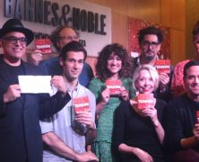 Tootsie Cast Album Release at B & N