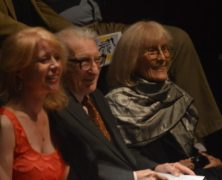 Sheldon Harnick Honored by American Songbook Association
