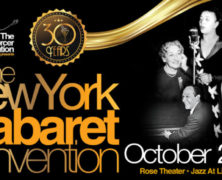 Announcing Same Day $10 Rush Tickets for 30th Annual New York Cabaret Convention