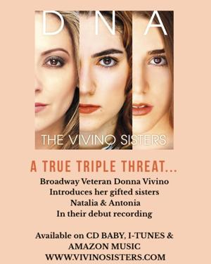 Have you heard . . . The Vivino Sisters!