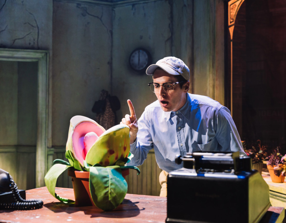 That Is One Strange and Interesting Plant: Little Shop of Horrors