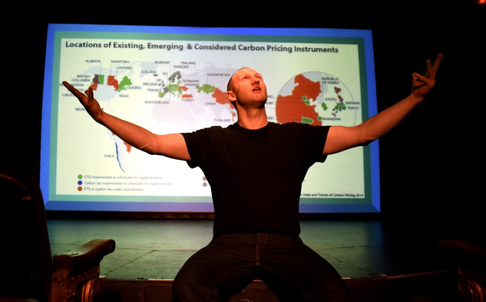 Baba Brinkman's Rap Guide to Climate Chaos