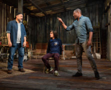 FEAR at the Lucille Lortel Theatre