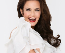 Lynda Carter at The Appel Room