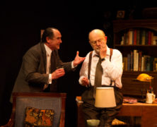 Imagining Madoff Continues at The Lion Theater
