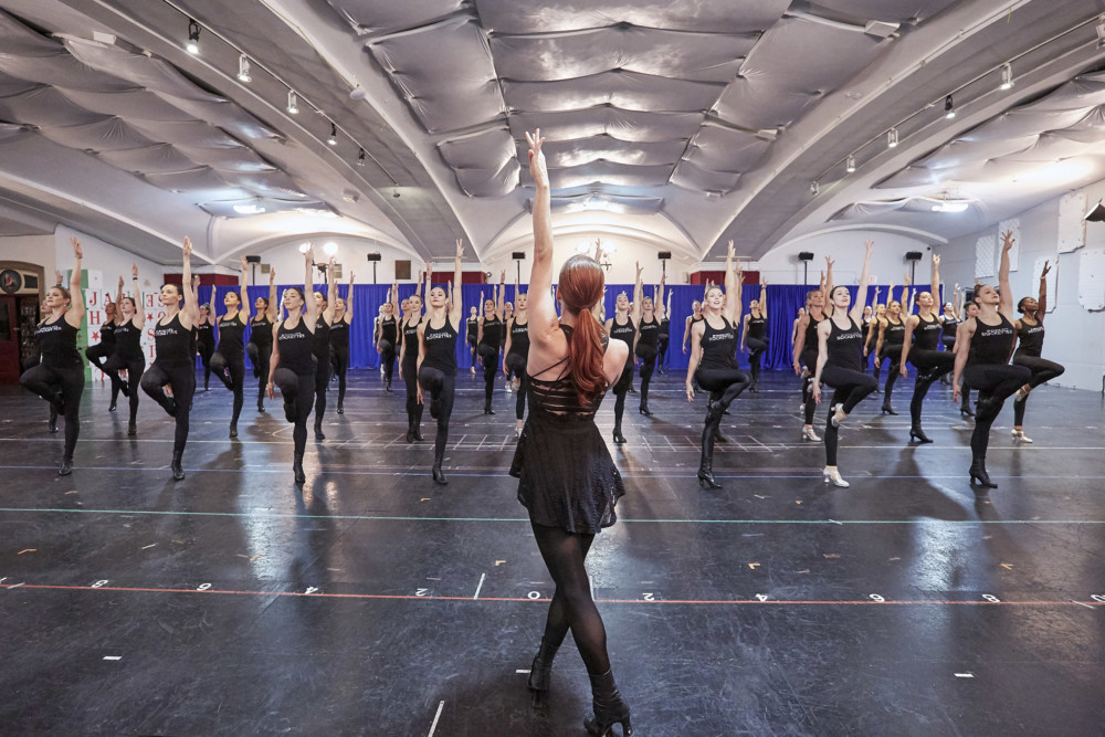 Radio City Rockettes Getting Ready for 2019 Xmas Spectacular