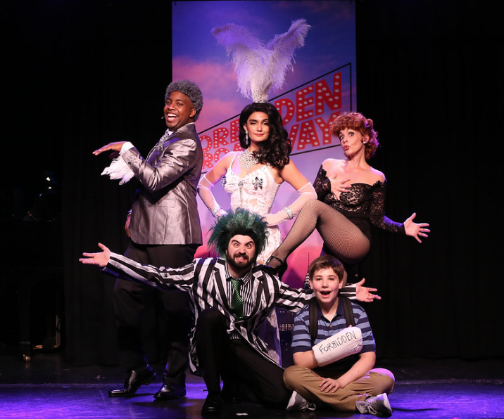 Forbidden Broadway: The Next Generation!