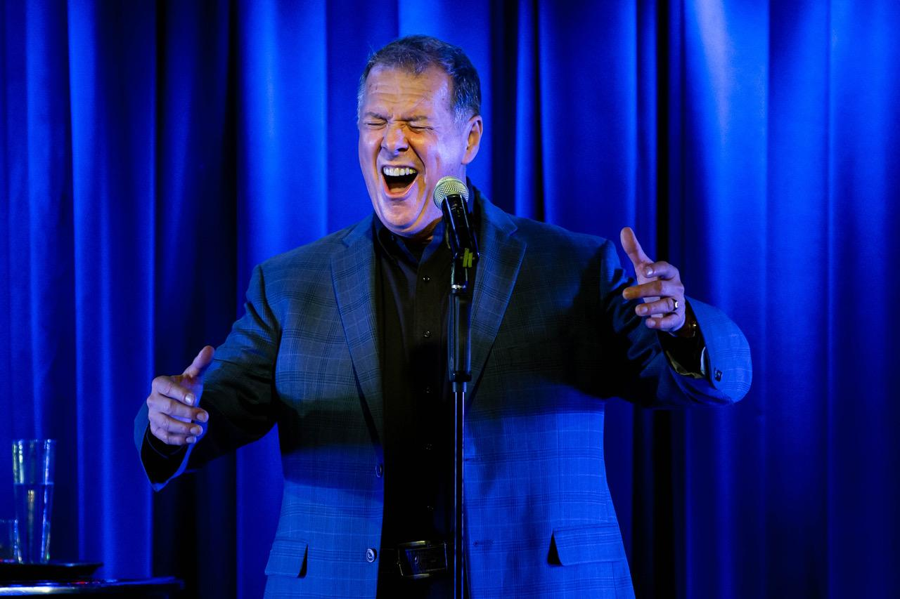 Eric Michael Gillett's Glorious Return to Cabaret is Not To Be Missed!!