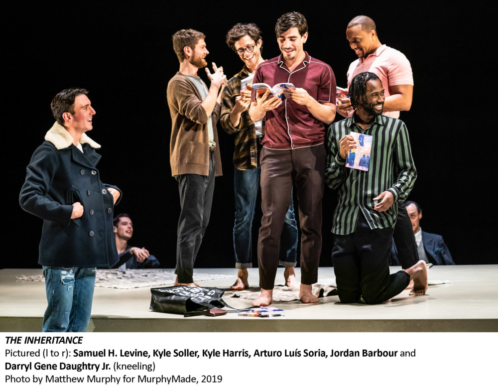 A Place of Healing: 'The Inheritance'