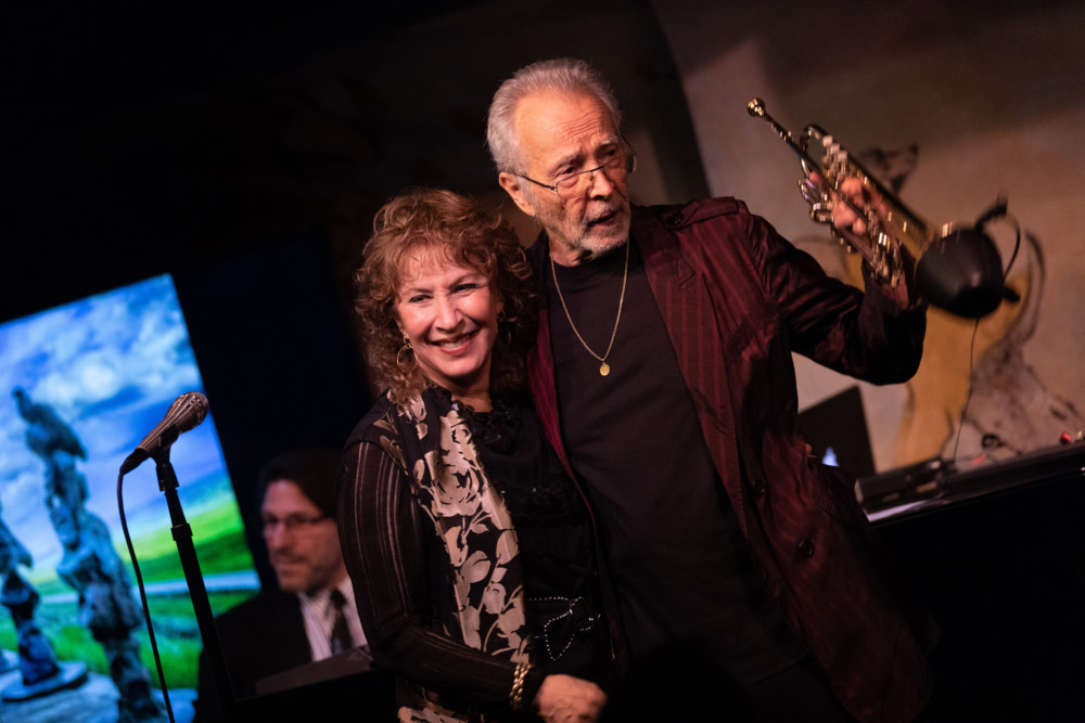 Herb Alpert and Lani Hall Back at The Café Carlyle