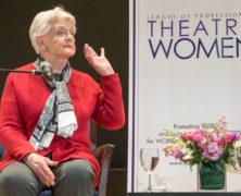 Angela Lansbury at the Bruno Walter Auditorium