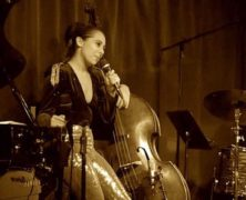 Veronica Swift with the Emmet Cohen Trio at Birdland