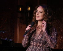 Sneak Peek Tony Nominee MELISSA ERRICO Returns to 54 Below