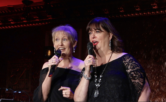 Liz Callaway & Ann Hampton Callaway Preview 'Broadway the Calla-Way!'