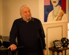 Stephen Sondheim Receives RADA Honorary Fellowship