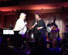 Lainie Kazan at Feinstein's/54 Below