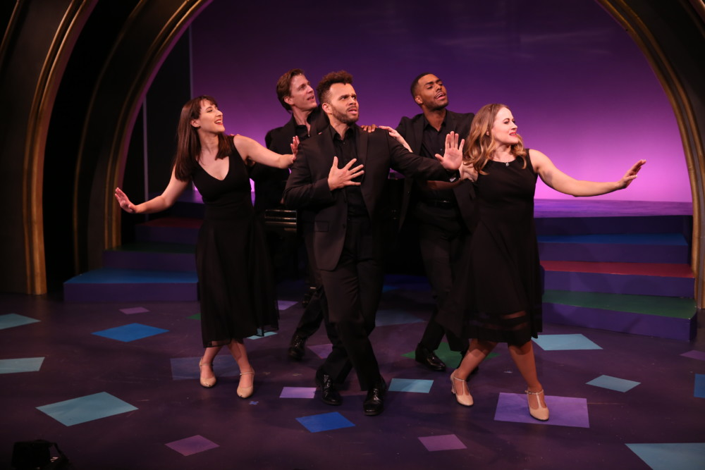 ANYTHING CAN HAPPEN IN THE THEATRE: THE MUSICAL WORLD OF MAURY YESTON