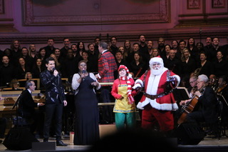 New York Pops – A Frank and Ella Christmas