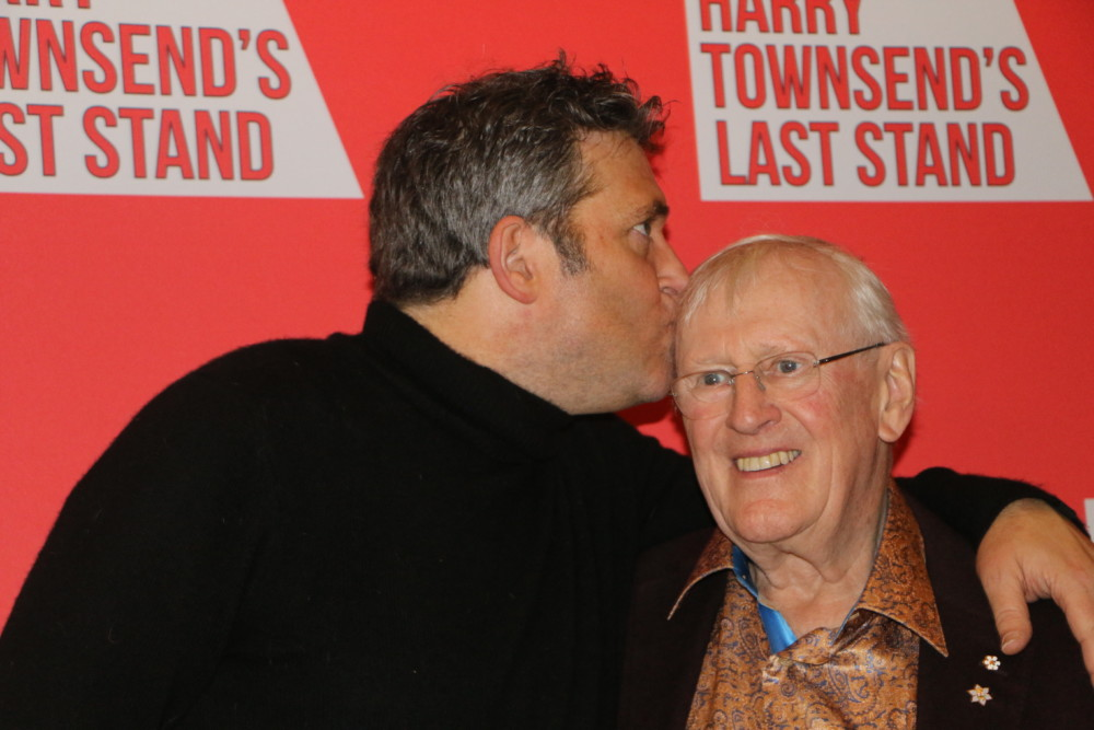 Opening Night Harry Townsend's Last Stand