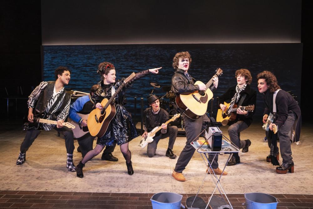 Sing Street – High School Band on the Run