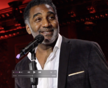 Norm Lewis Returns to 54 Below For the Holidays 'Naughty and Nice'