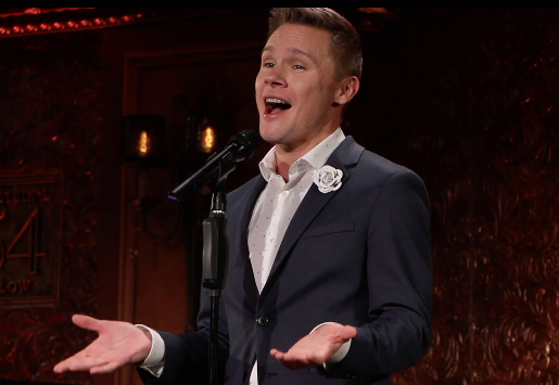 Seth Sikes New Year's Eve Preview – Feinstein's/54 Below