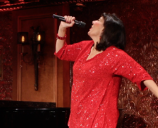 Christine Pedi Previews 'Snow Bizness' at 54 Below