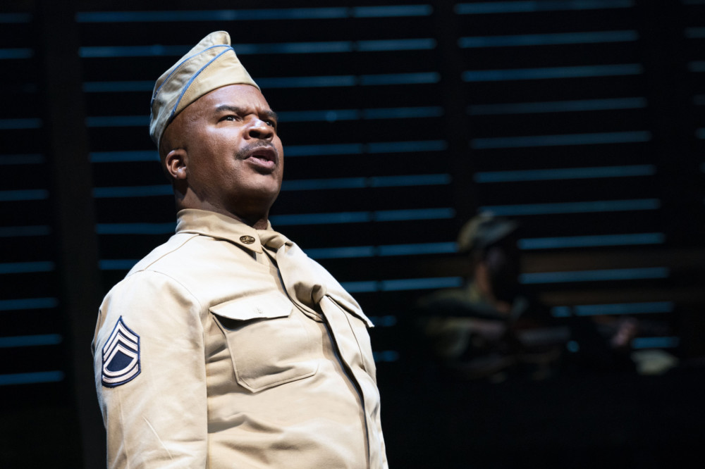 A Soldier's Play: The Madness of Race