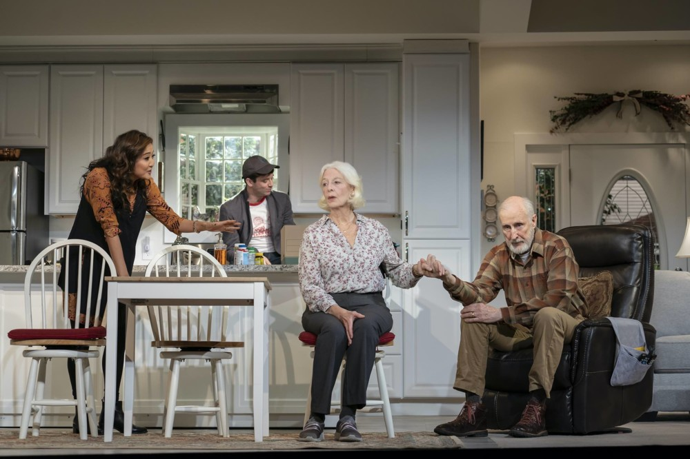 Grand Horizons: Sex & The Senior Citizen at Second Stage