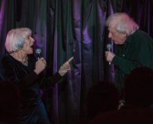 Bits and Pieces – Barbara Bleier and Austin Pendleton at Pangea