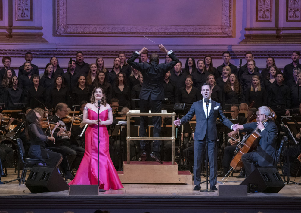 Find Your Dream with the New York Pops