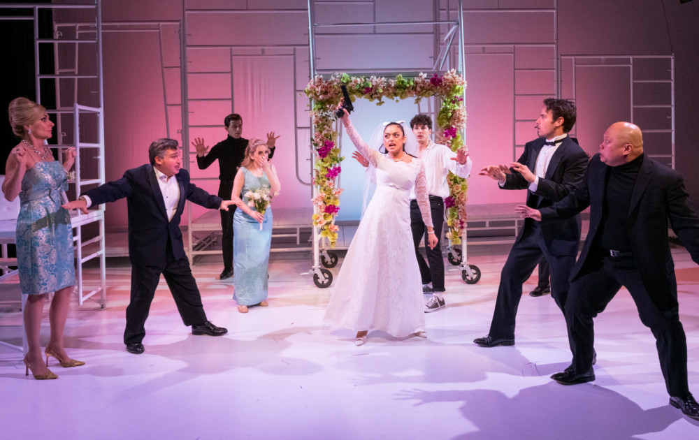 Romeo & Bernadette: A Musical Tale of Verona and Brooklyn