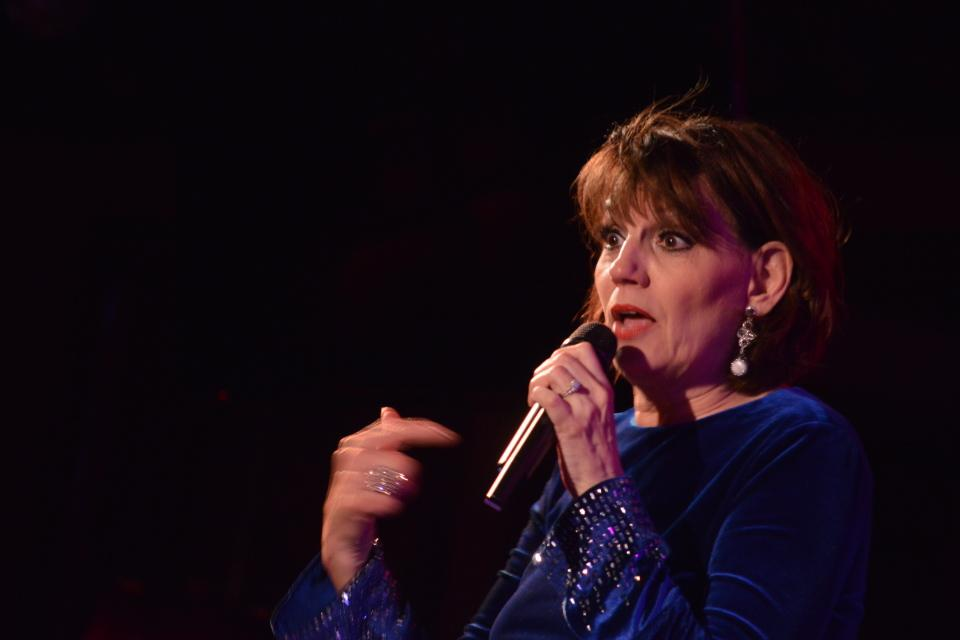 Beth Leavel Sells Out at 54 Below