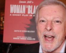 Preview The Woman in Black at The McKittrick Hotel