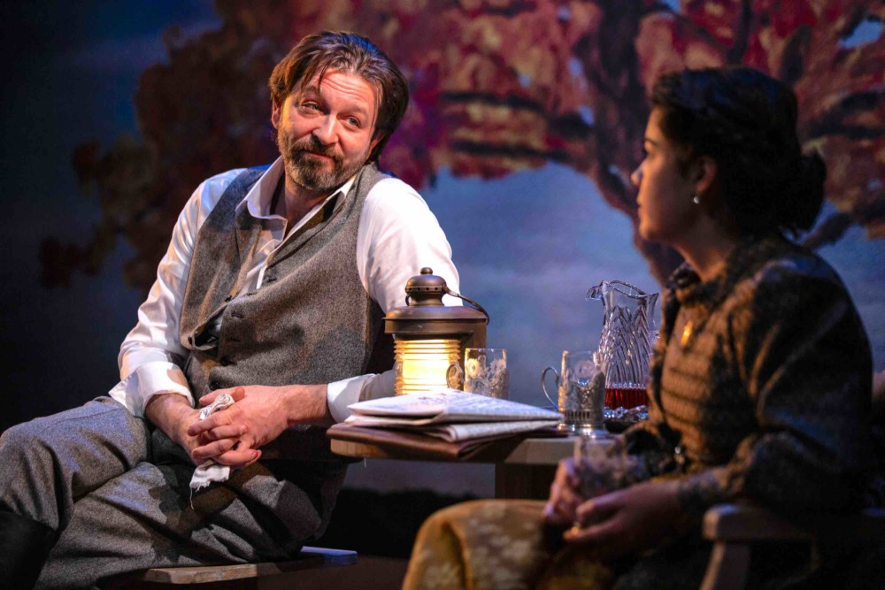 Russian Stories Come to the Stage inChekhov/Tolstoy: Love Stories