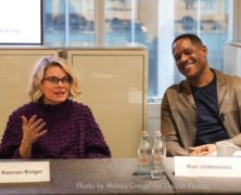 Theatre Forward's 17th Annual Broadway Roundtable
