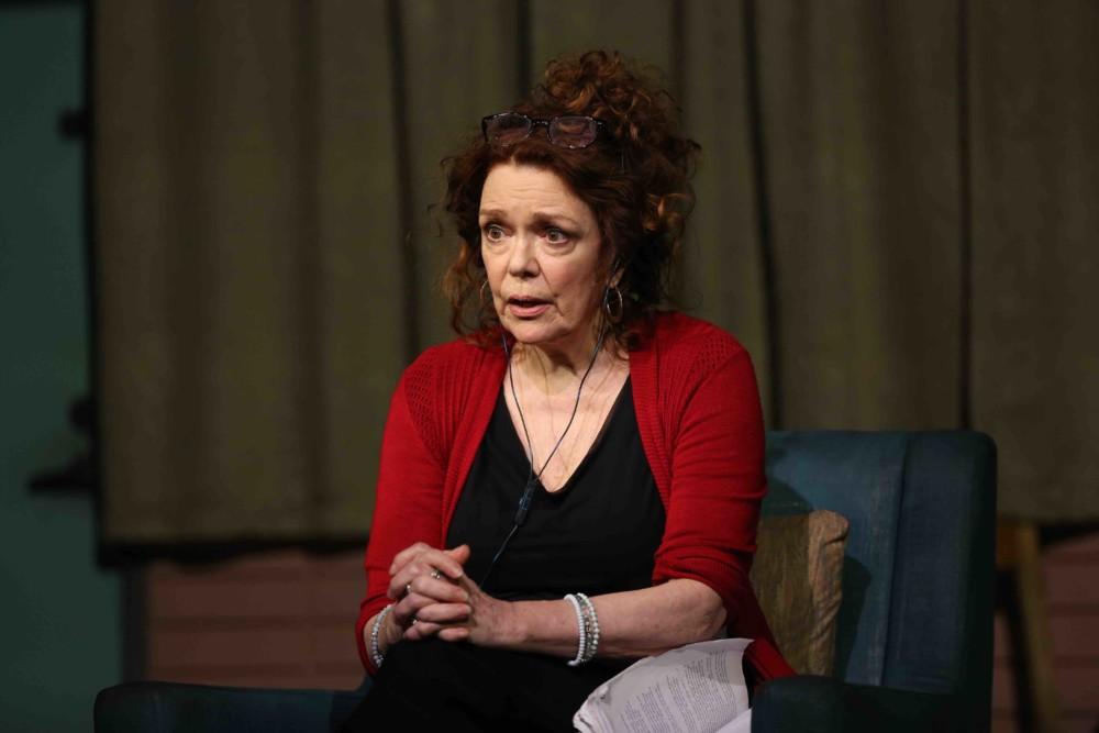 Dana H. Triumphs at the Vineyard Theatre