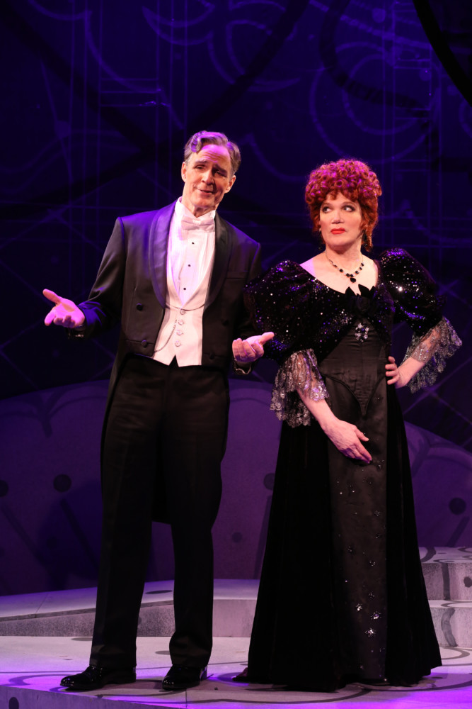 Charles Busch's Lily Dare Camps It Up From Convent to Cabaret and Beyond