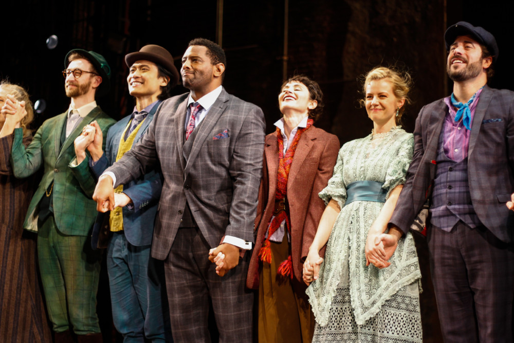 Opening Night: The Unsinkable Molly Brown