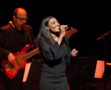 SETH RUDETSKY & PATINA MILLER AT THE TOWN HALL