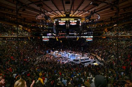 To Kill A Mockingbird at Madison Square Garden